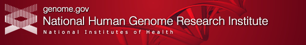 Genome.gov National Human Genome Research Institute National Institutes of Health